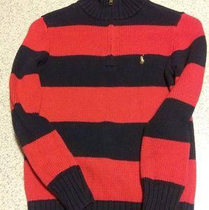 Ralph Lauren Polo Boys Sweater Sz. 8